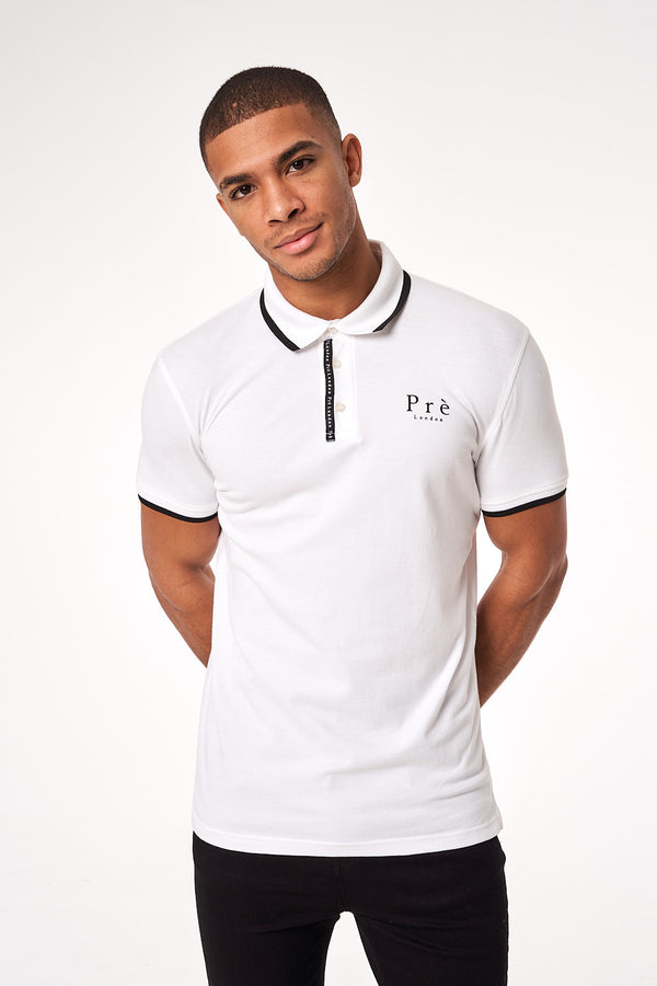 Force Polo T-Shirt - White