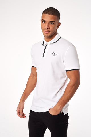 Force Polo - White