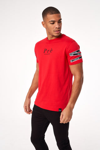 Vichy T-Shirt - Red