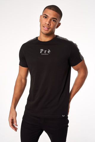 Impulse T-Shirt - Black/Carbon