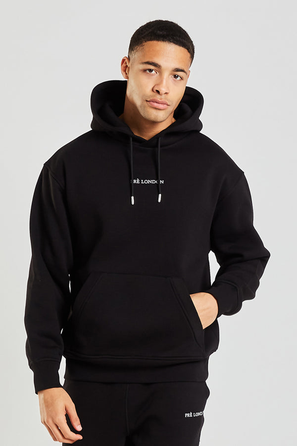Prè Essentials Hood - Black