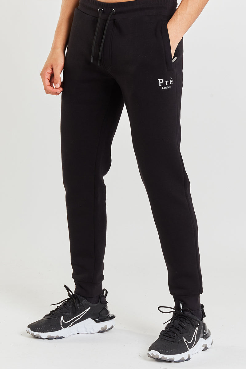 Essential Fleece Jogger - Black