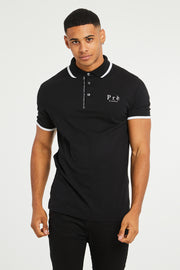 Force Black Polo