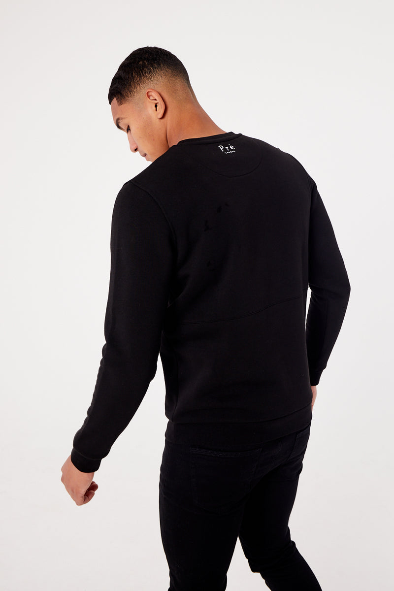 Pedra Sweat - Black