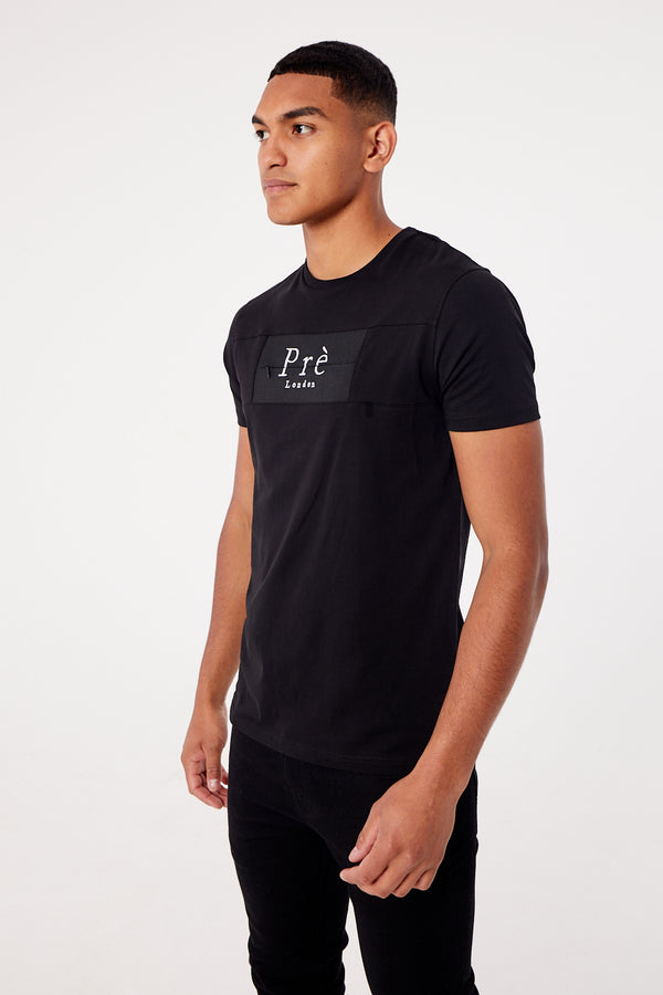 Alsace T-Shirt - Black