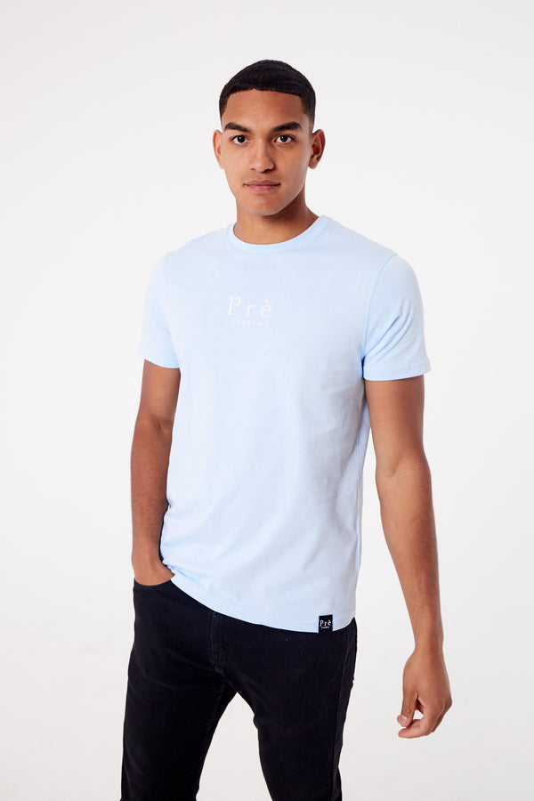 Essential T-Shirt - Baby Blue