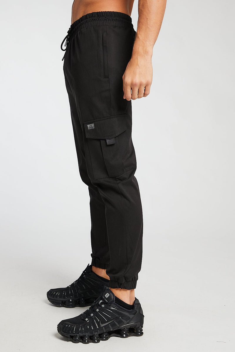 Utility Trousers - Black