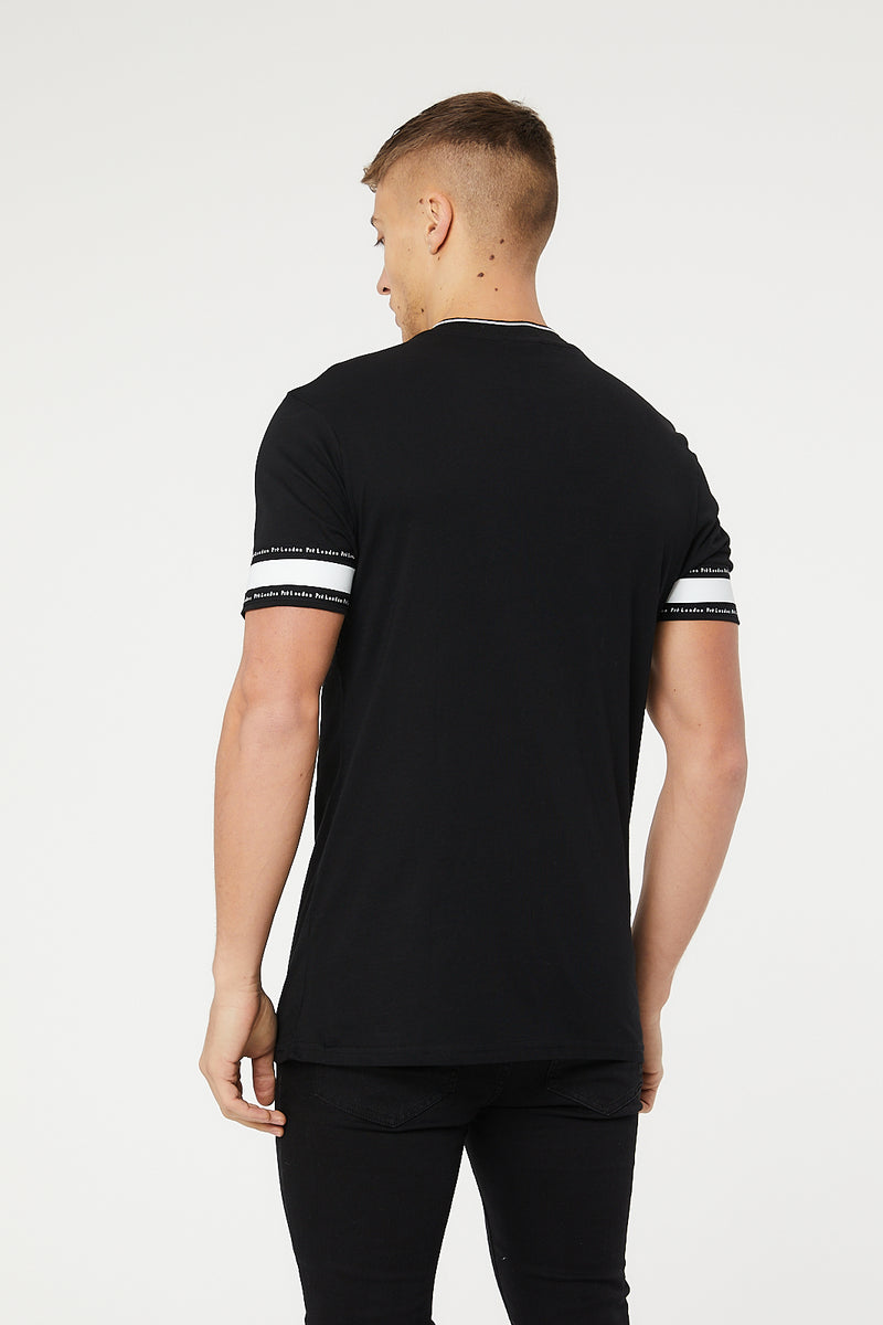 Lyon T-Shirt - Black