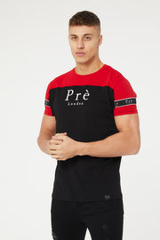 Eclipse Red/Black T-Shirt