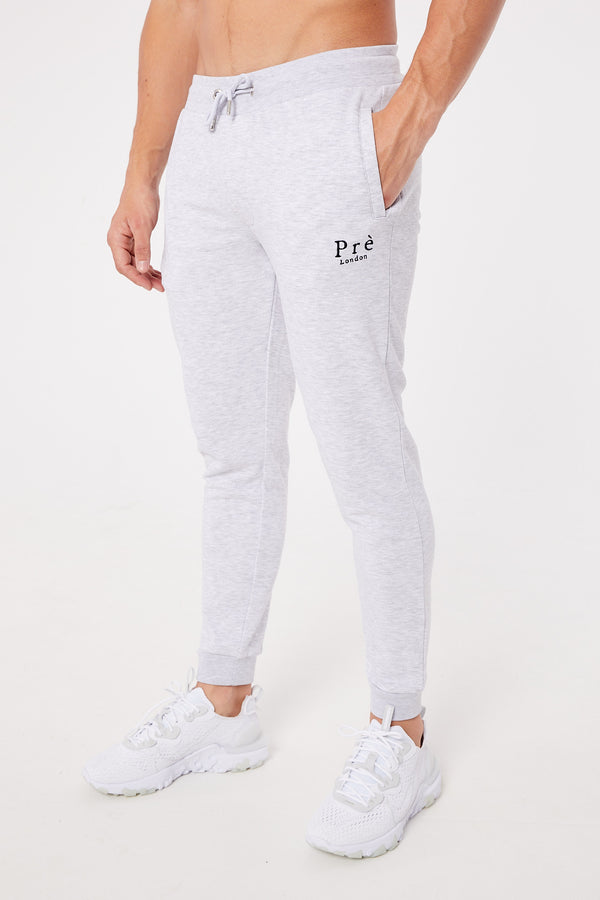 Essential Premium Lightweight Jogger  - Grey Marl