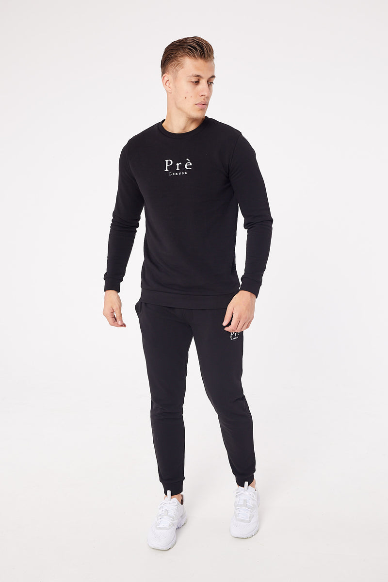 Essential Premium Sweat - Black
