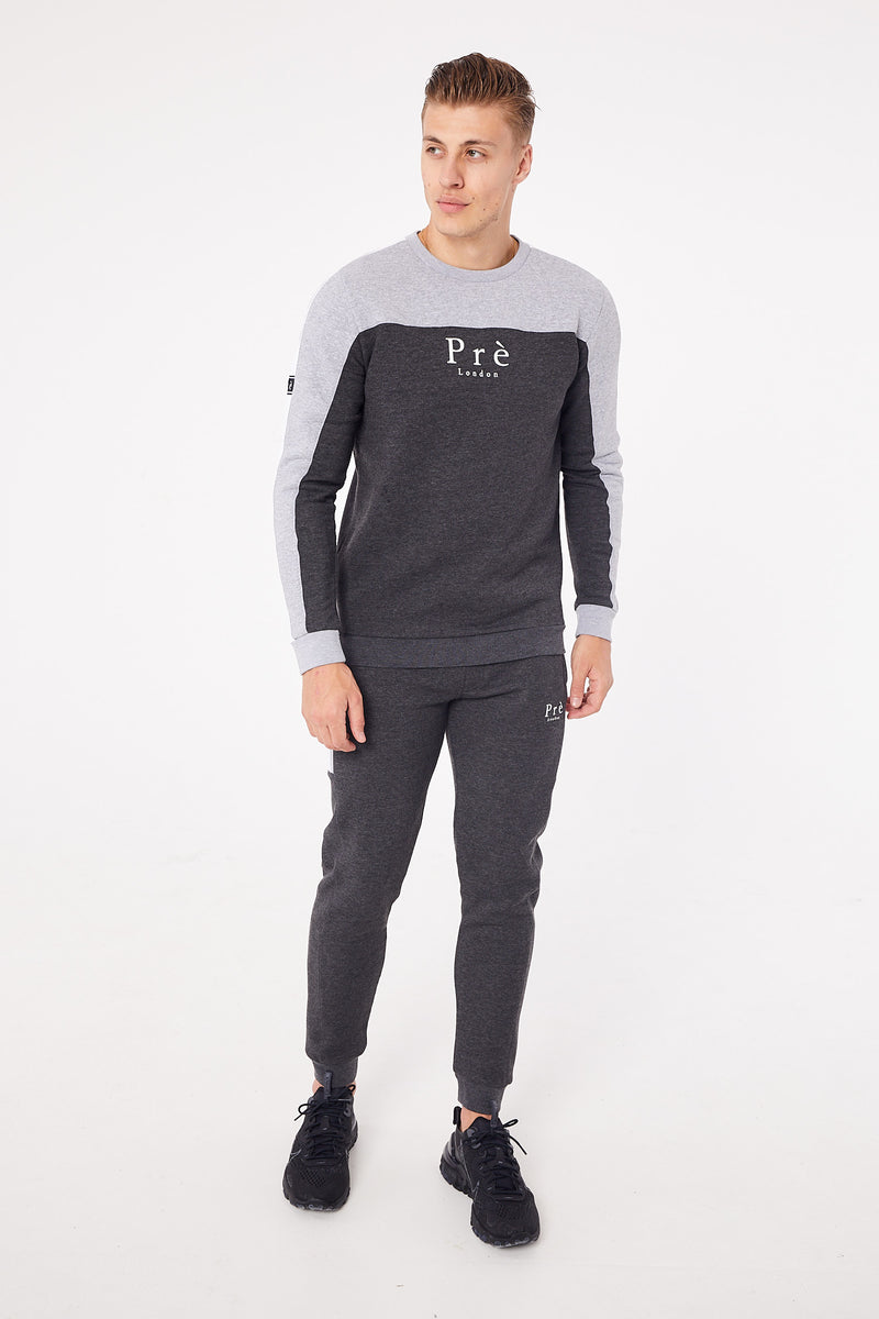 Altura Sweat - Charcoal Marl