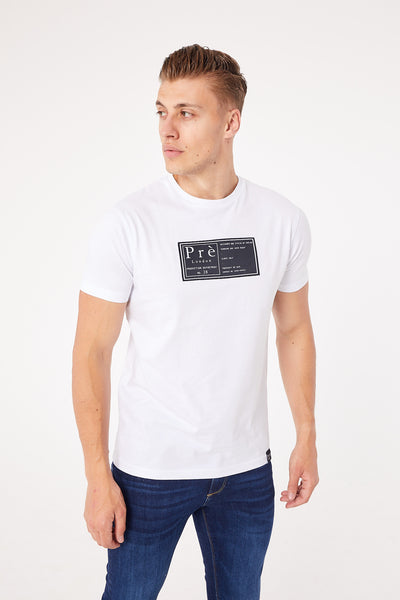 Arges T-Shirt - White