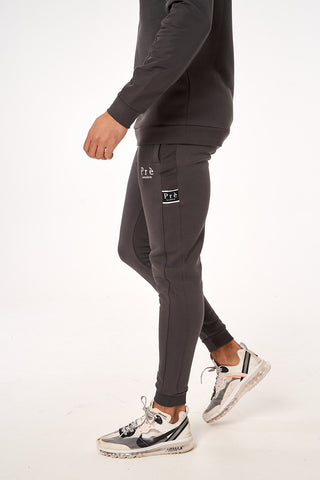 Eclipse Nylon Joggers - Magnet