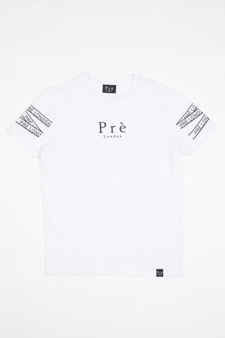 Vichy T-Shirt - White