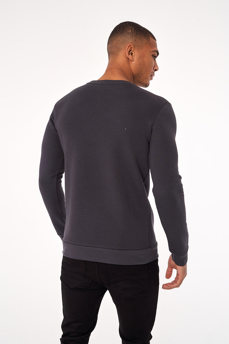 Colmar Sweat - Charcoal