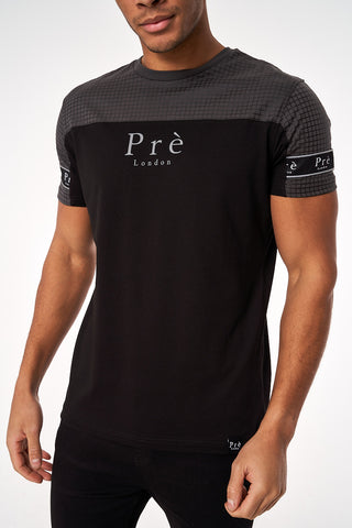 Eclipse Grid T-Shirt