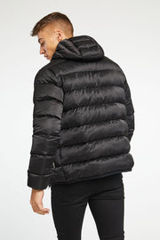 Alsace Puffer Jacket - Black