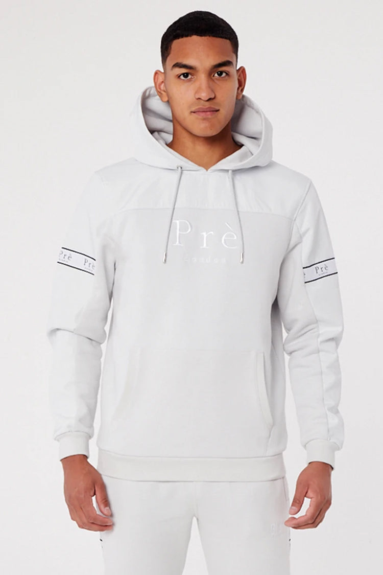 Eclipse Nylon Hood - Moon Grey