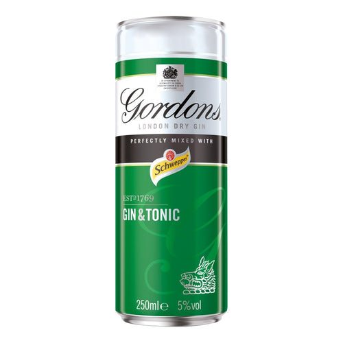 Gin & Tonic 250ml