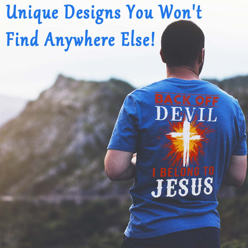 unique christian apparel designs
