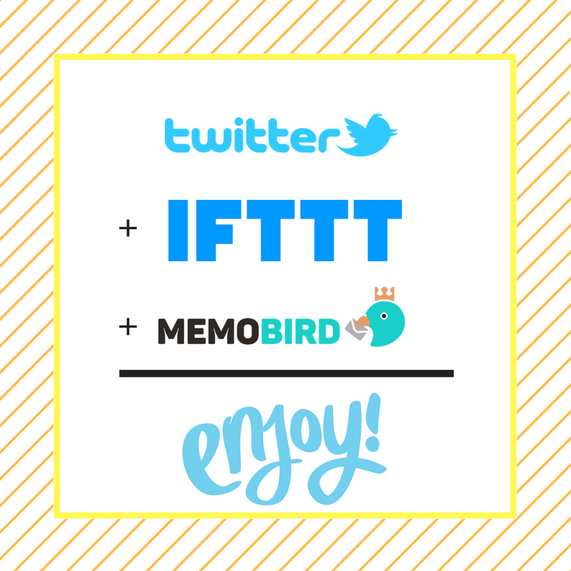 How to Print Tweets at a Real-time with Memobird