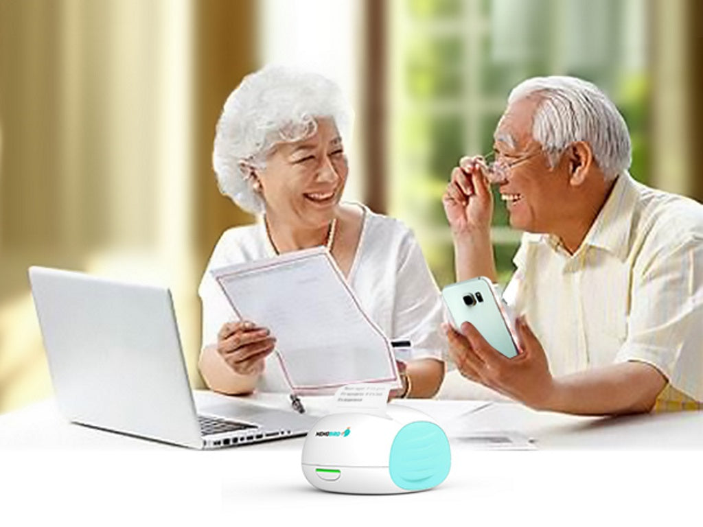 Useful and Easy-to-use Gadget for Seniors or Elderly Who Are Not a Tech-Savvy