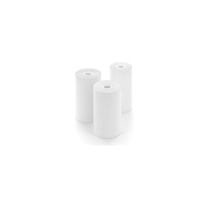 Official Replacement Paper - White Three-Roll Pack