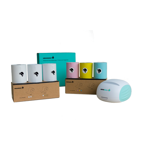MEMOBIRD North American Bundle
