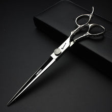 "7"" or 8"" Silver Straight Scissor"