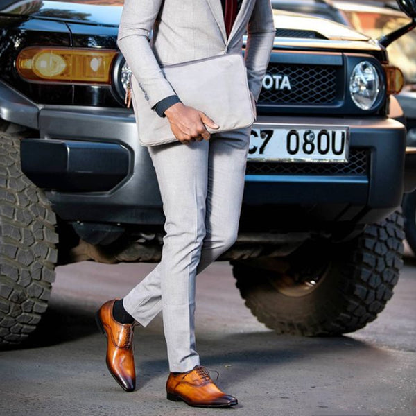 3 Must Have Shoes in Every Man's Wardrobe