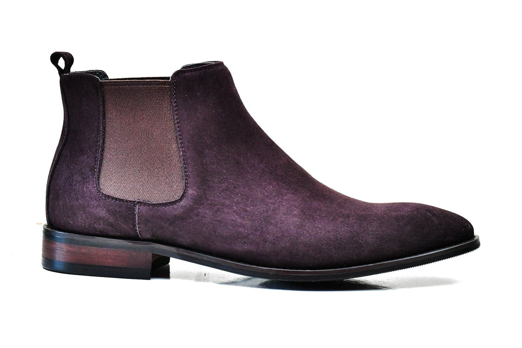 NEVADA | Rasin suede chelsea boot