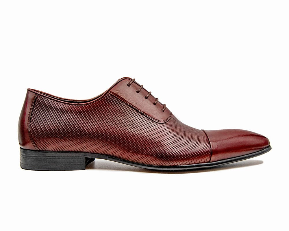 KING JEFFREY | Ox Blood Oxford