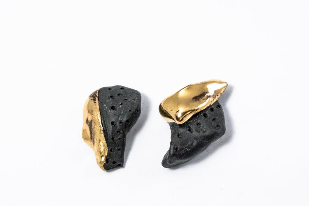 Unique conceptual earrings