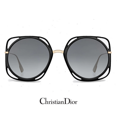 Christian DiorDirection1 Grey Oversized