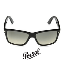 Persol Rectangle Grey Gradient