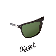 Persol Rectangle Black