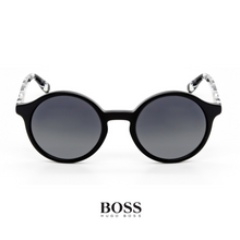 Hugo Boss Orange Round Unisex Black&White