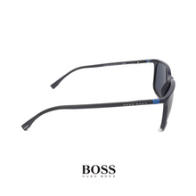Hugo Boss Rectangle Blue