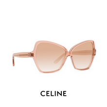 Celine - Cat-Eye - Transparent Pink