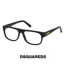 Dsquared2 Eyewear - Rectangle - Black