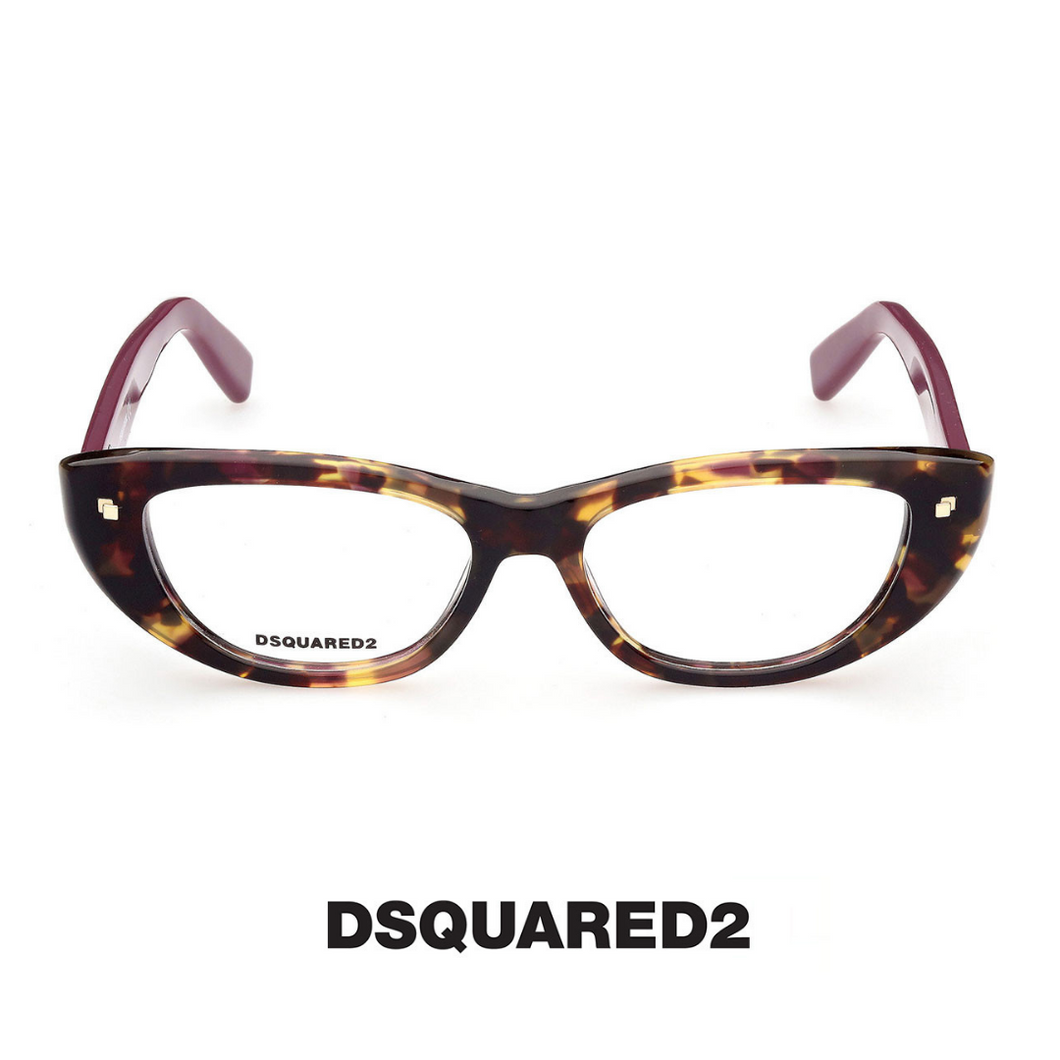 Dsquared2 Eyewear - Cat-Eye - Havana