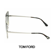 Tom Ford Elise-02 Cat-eye Blue&Beige
