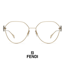 Fendi Eyewear - Gold