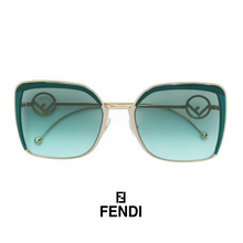 F is Fendi Green