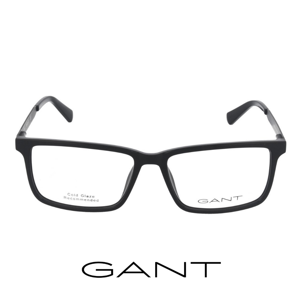 Gant Eyewear - Rectangle - Black