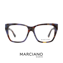 Guess by Marciano Eyewear - Square - Multicolor/Silver