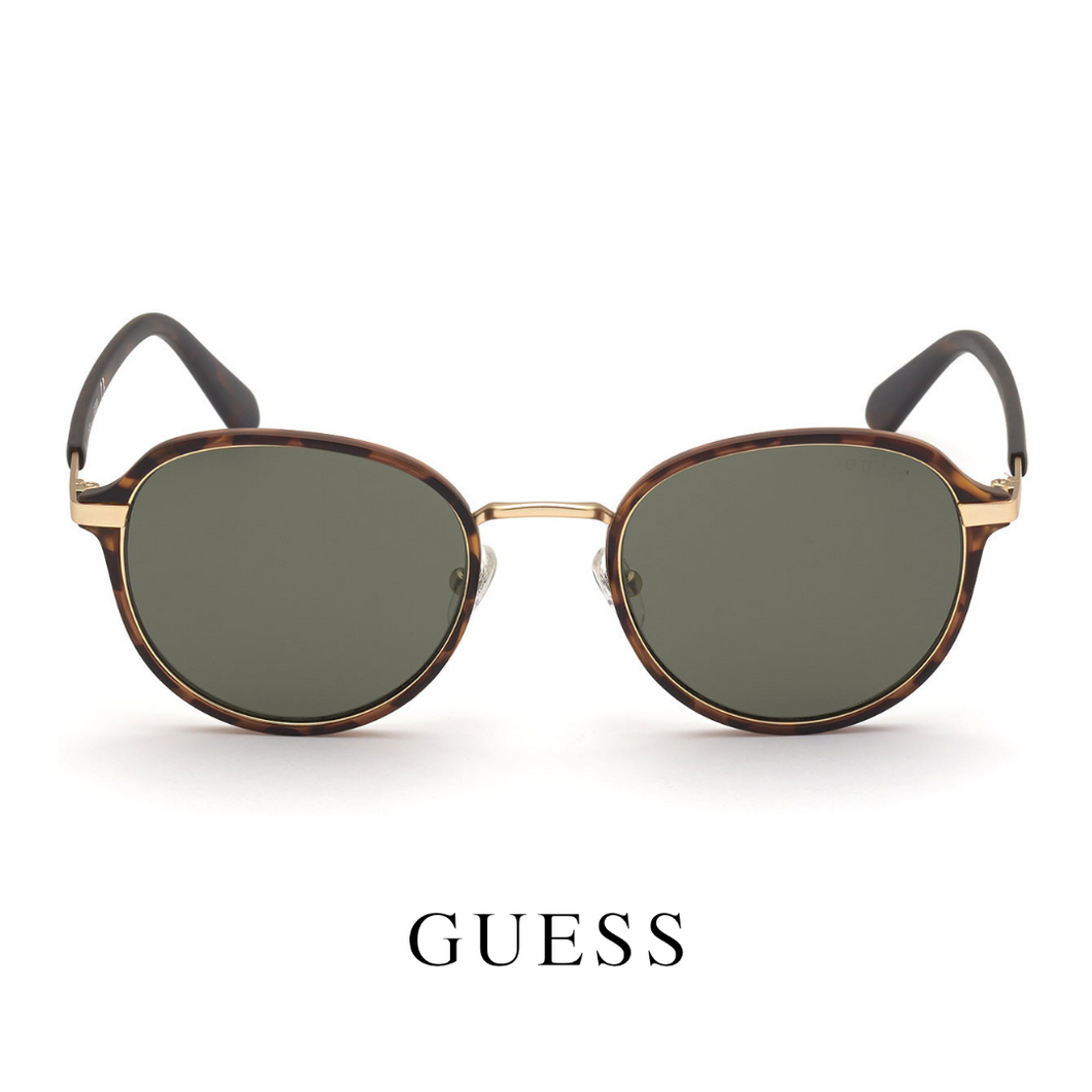 Guess - Round - Havana/Gold