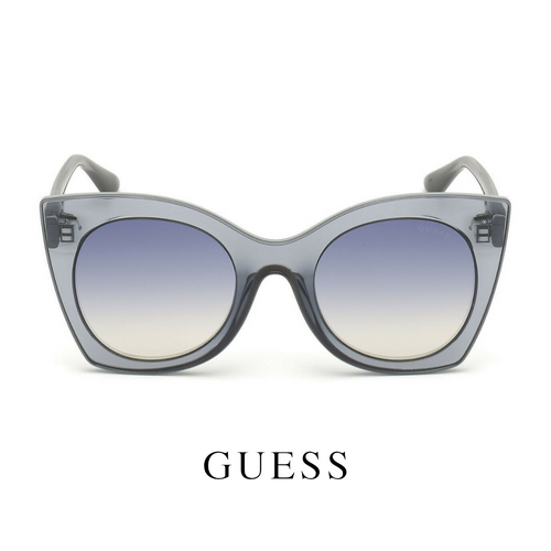 Guess Transparent Blue