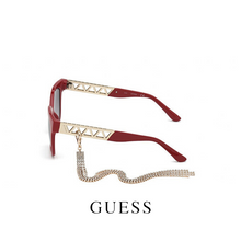 Guess - Square - Red/Gold